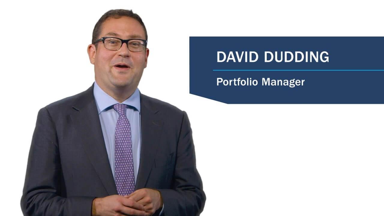 David Dudding portfolio manager